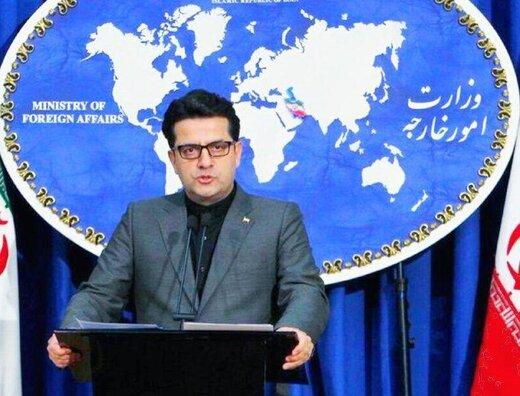 توضیح موسوی درباره اظهارات ظریف در مجلس در خصوص احتمال خروج ایران از انپیتی