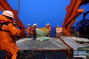 تصاویر | سفر محققان چینی به قطب جنوب