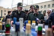 تصاویر |  649 سارق و مالخر در تهران دستگیر شدند