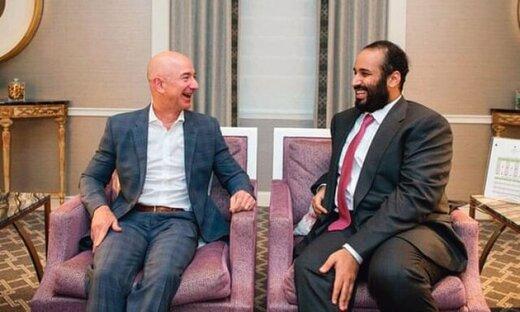 گاردین افشا کرد: بن سلمان گوشی همراه مدیر آمازون را هک کرد