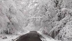 بارش برف و باران در جادههای این ۱۳ استان