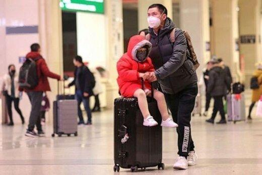 مسافران ورودی از چین از نظر علائم ابتلا به کرونا کنترل میشوند
