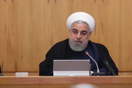 Rouhani felicitates Vietnam on New Year