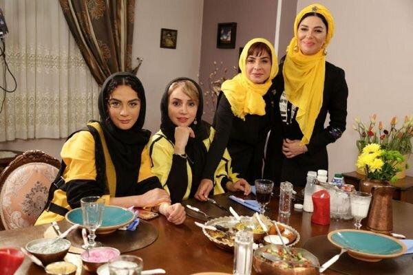 دورهمی بازیگران زن در سری جدید «شام ایرانی»+عکس