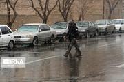 برف هیچ معبری در تهران را مسدود نکرد
