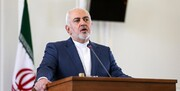 Zarif: Iran always stands by China