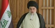 صدر به معترضان عراقی: از اشغالگران اعلام برائت کنید