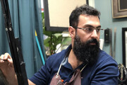 ببینید | اعجاب انگیز مثل دستان جادویی این نقاش ایرانی