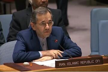 تختروانچی: آمریکا باید پیشنویس قطعنامه نگونبختش را کنار بگذارد