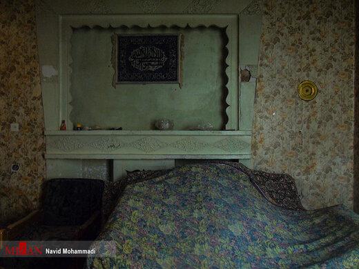 متروکهها - کرمانشاه