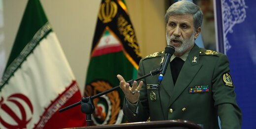 Defense Minister Warns of Iran's Crushing Response to Any Aggression