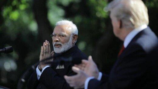 هند بار دیگر پیشنهاد ترامپ برای میانجیگری را رد کرد