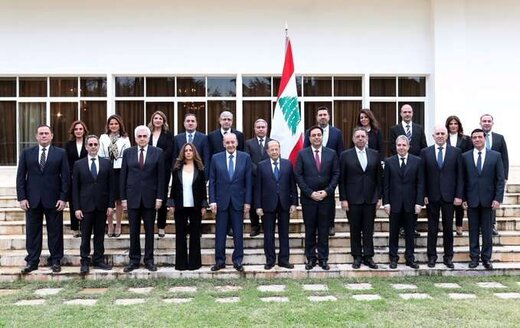 شش وزیر زن در کابینه لبنان را ببینید/عکس