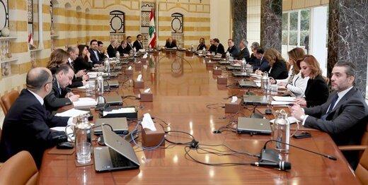 نقشه راه دولت جدید لبنان آماده شد