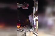 ببینید | اولین تصاویر از اوضاع ناگوار مردم بعد از زلزله 6.8 ریشتری در ترکیه