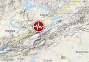 زمین لرزه در ترکیه قربانی گرفت