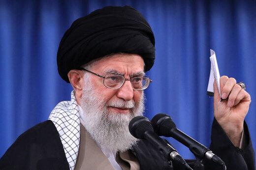 قائد الثورة مخاطبا امريكا: العراقيون مشمئزون منكم