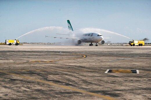 پرواز مستقیم کیش -  اربیل در آینده ای نزدیک