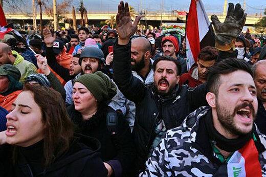 ببینید   تصاویر یورونیوز از تظاهرات گسترده عراقیها برای خروج آمریکا از کشورشان
