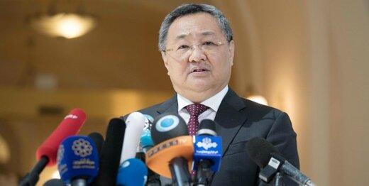 چین اقدامات آمریکا را عامل تنشهای کنونی بر سر برجام دانست