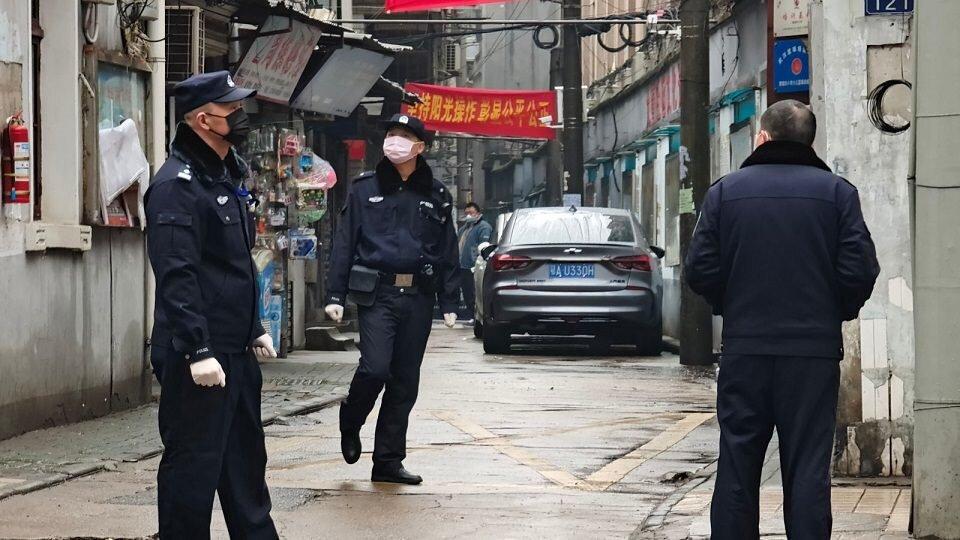 کروناویروس جدید در چین