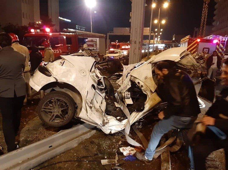 حوادث , آتشنشانی , سازمان آتشنشانی تهران , اورژانس , حوادث جادهای ,