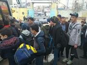 دانش آموزان البرز راهی مناطق عملیاتی دفاع مقدس شدند
