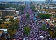 آیا آمریکایی ها از عراق خارج می شوند؛ پیام تظاهرات روز جمعه چه بود؟
