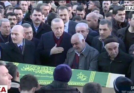 اردوغان راهی مناطق زلزله زده شد