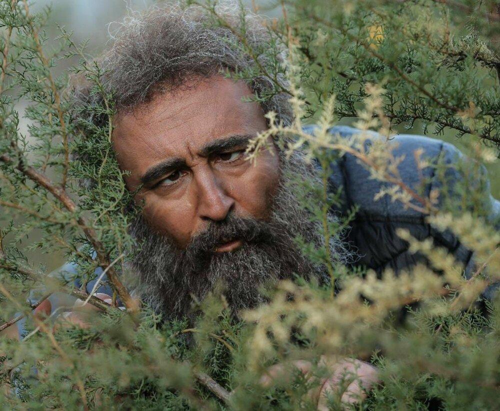 عکس/ مهران احمدی با این چهره عجیب به «پایتخت ۶» برگشته است