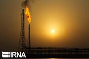 برداشت گاز از پارس جنوبی افزایش مییابد