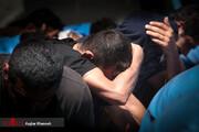 عاملان ۱۵۰ فقره سرقت دستگیر شدند
