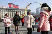 فیلم | مردم کرهشمالی اینگونه سال نو قمری را جشن گرفتند