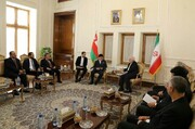 Iran, Oman vow to maintain maritime security