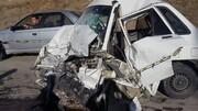 تصادف رانندگی جاده سنندج به دیواندره چهار کشته بر جا گذاشت