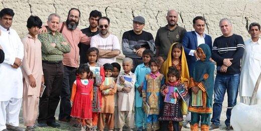 حضور نویسندگان و شاعران در مناطق سیلزده سیستان و بلوچستان