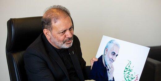 راز سالم ماندن دست و انگشتر سردار شهید سلیمانی