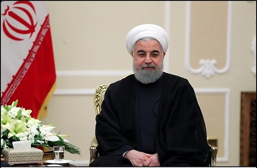 Rouhani condoles with Erdogan over loss of lives in Turkey quake
