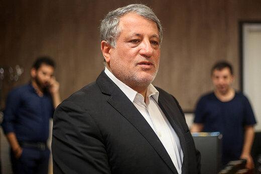 ببینید | بگومگوی محسن هاشمی و سالاری در شورای شهر با طعم قهر