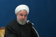 Pres. Rouhani: Sanctions against int'l laws, commitments
