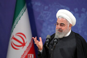 Rouhani underlines role of people as eternal source of power