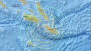 وقوع زلزله ۶.۳ ریشتری در جزایر سلیمان