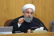 فیلم | روحانی: نگذاریم حساسیت به رفراندوم مثل کرونا شیوع پیدا کند!