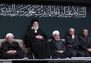 دومین شب مراسم عزاداری حضرت فاطمه زهرا (س) در حسینیه امام خمینی
