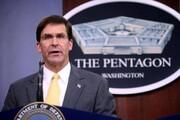 واکنش اسپر به سقوط هواپیمای آمریکا در افغانستان