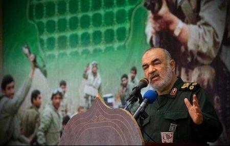 هشدار صریح فرمانده کل سپاه به آمریکاییها: دست به اقدام نظامی علیه ایران اسلامی بزنید، پشیمان میشوید