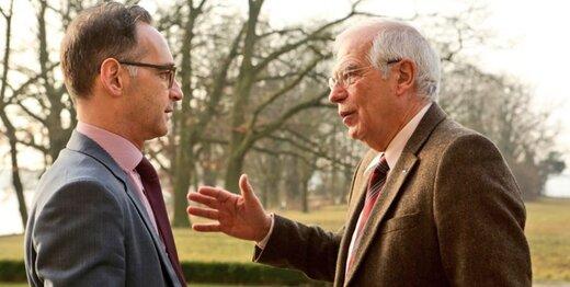رایزنی برجامی «بورل» با وزیر خارجه آلمان در برلین