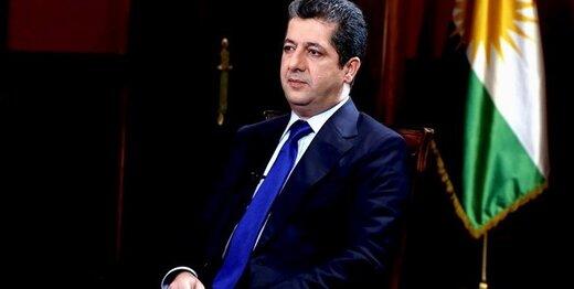 بیانیه دولت کردستان عراق درباره دیدار بارزانی با هیأت آلمانی