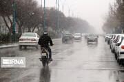 جمعه سامانه بارشی جدیدی وارد ایران میشود