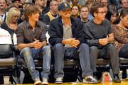 واکنش احساسی دیکاپریو به مرگ ناگهانی اسطوره بسکتبال